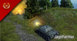 Мастер на JagdPanther